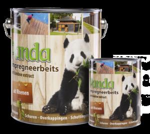 Panda impregneerbeits blikken